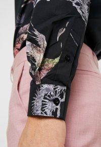 Twisted Tailor - CRANE - Shirt - black - 5