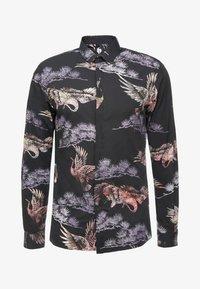 Twisted Tailor - CRANE - Shirt - black - 4