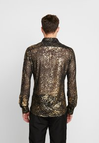 Twisted Tailor - KROLL SHIRT - Shirt - gold - 2