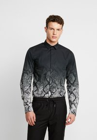 Twisted Tailor - CARROLL SHIRT - Chemise - grey - 0
