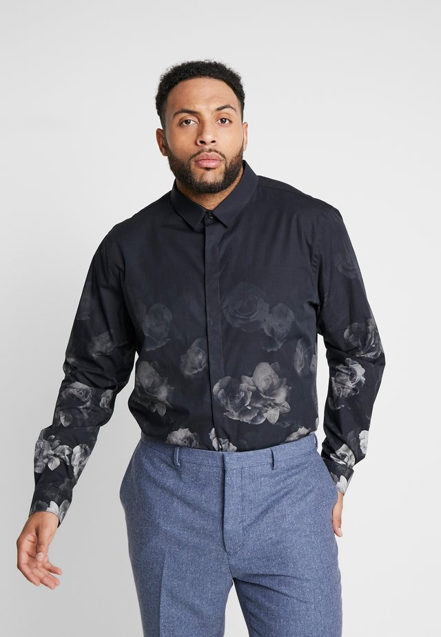 KEMBER PLUS - Overhemd - grey