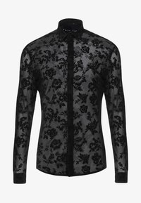 Twisted Tailor - KASH FLORAL SHIRT - Košile - black - 4