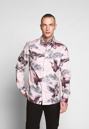 CRANE - Skjorte - pink