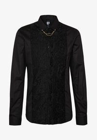 Twisted Tailor - FORM - Shirt - black - 3