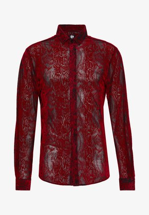 ANDRESCO - Chemise - red