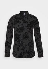 Twisted Tailor - MARSHALL SHIRT - Chemise - black - 4