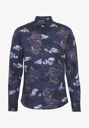 JARVIS  - Camicia elegante - navy