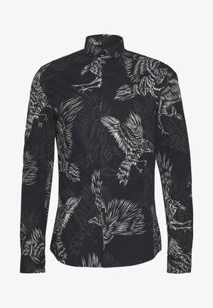 CROWN - Shirt - black