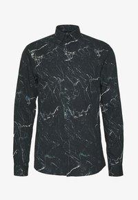 Twisted Tailor - MARON SHIRT - Camicia elegante - black - 0