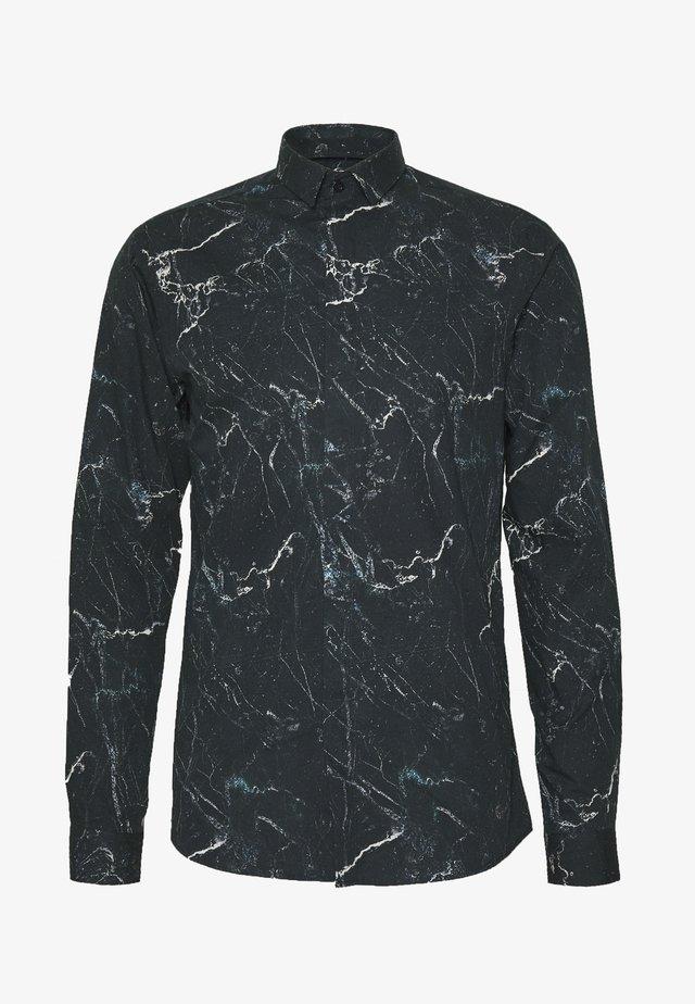 MARON SHIRT - Koszula biznesowa - black