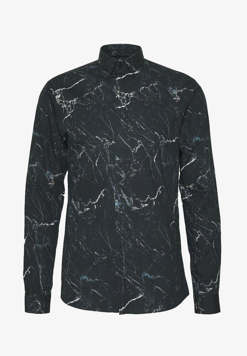 Twisted Tailor - MARON SHIRT - Camicia elegante - black