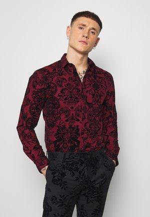 LINFORTH - Camicia elegante - burgundy