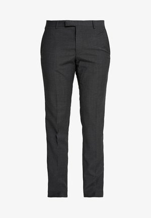 JUDE TROUSERS - Tygbyxor - grey