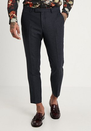 MOONLIGHT TROUSERS - Kostymbyxor - navy