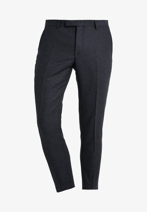 MOONLIGHT TROUSERS - Suit trousers - navy