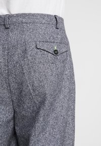 Twisted Tailor - DOORS TROUSER - Kalhoty - blue - 5