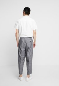 Twisted Tailor - DOORS TROUSER - Kalhoty - blue - 2