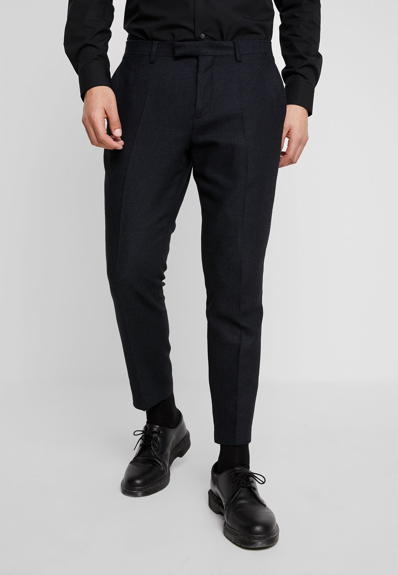 Twisted Tailor - DYLAN - Trousers - navy