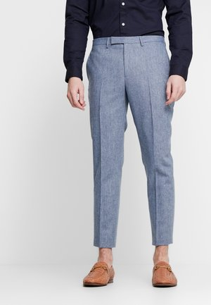 MOONLIGHT TROUSER - Kalhoty - light blue