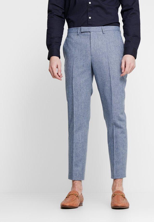 MOONLIGHT TROUSER - Kalhoty - light blue
