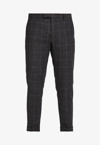 Twisted Tailor - TAYLOR TROUSER - Spodnie materiałowe - brown - 4