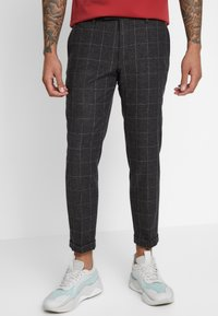 Twisted Tailor - TAYLOR TROUSER - Spodnie materiałowe - brown - 0
