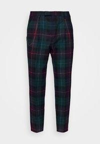 Twisted Tailor - RAINES TROUSER - Pantaloni - green - 3