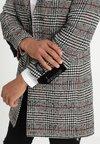 Twisted Tailor - BIZET LARGE POW  - Classic coat - black