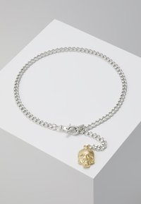 Twisted Tailor - ALBERT CHAIN - Keyring - rhodium-coloured/gold-coloured - 0