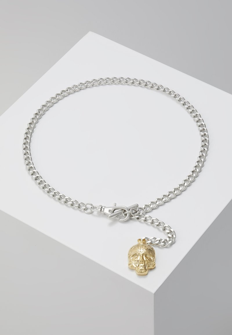 Twisted Tailor - ALBERT CHAIN - Keyring - rhodium-coloured/gold-coloured