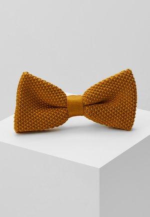 JAGGER - Noeud papillon - mustard