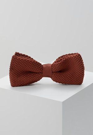 JAGGER - Bow tie - russet