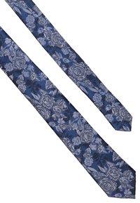 Twisted Tailor - AARDVARK - Krawatte - navy - 2