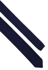Twisted Tailor - BOWIE TIE - Stropdas - navy - 2