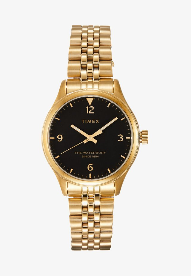WATERBURY BRACELET DIAL - Hodinky - gold-coloured
