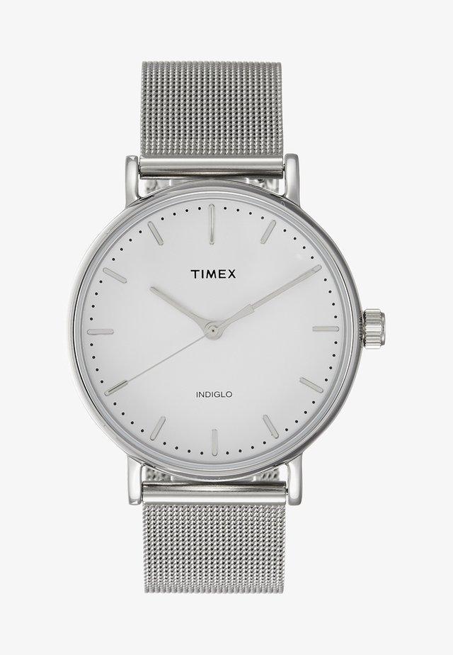 FAIRFIELD  - Uhr - silver-coloured