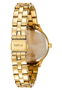 Timex - WOMENS TREND TONE CASE & BRACELET - Hodinky - gold-coloured - 2