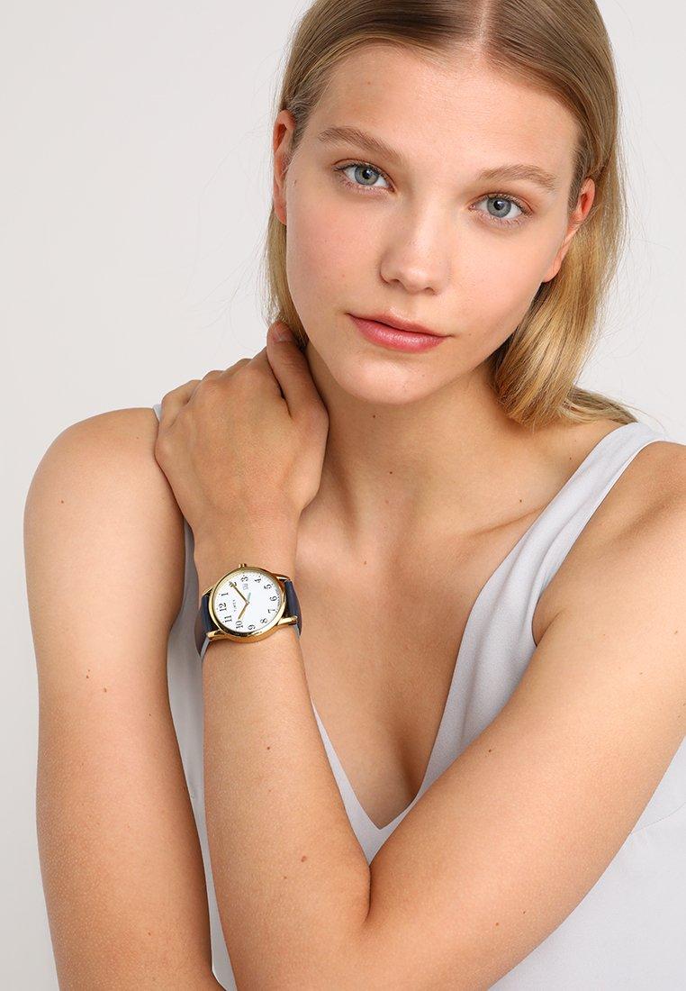 Timex - WOMENS EASY READER  - Horloge - blue