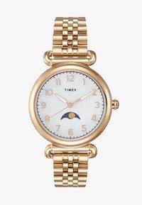 Timex - WOMENS MODEL MOP DIAL BRACELET - Hodinky - rose gold-coloured - 1