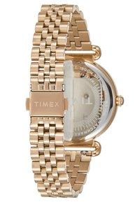 Timex - WOMENS MODEL MOP DIAL BRACELET - Hodinky - rose gold-coloured - 2