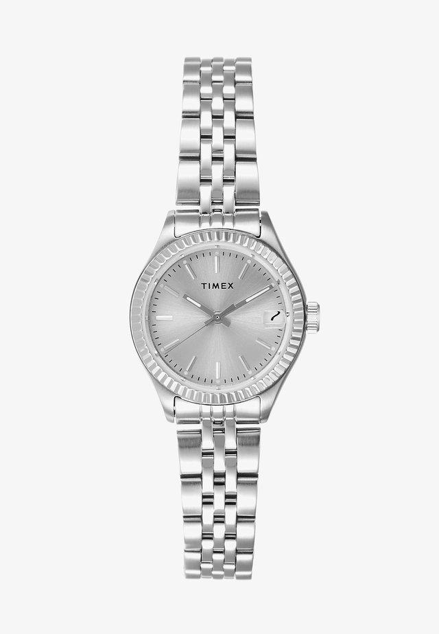 WATERBURY DIAL BRACELET - Rannekello - silver-coloured