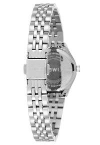 Timex - WATERBURY DIAL BRACELET - Hodinky - silver-coloured - 2