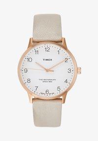 Timex - WOMENS WATERBURY CASE DIAL - Hodinky - tan - 1