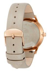 Timex - WOMENS WATERBURY CASE DIAL - Hodinky - tan - 2