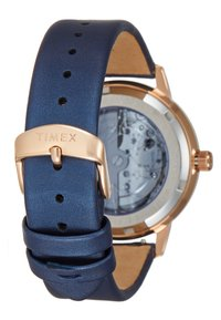 Timex - WOMENS AUTOMATIC CASE DIAL CROCO - Hodinky - blue - 2