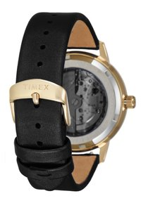 Timex - WOMENS AUTOMATIC CASE DIAL CROCO - Hodinky - black - 2