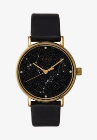 Timex - WOMEN'S CELESTRIAL OPULENCE WITH SWAROVSKI BLACK DIAL - Horloge - black - 1