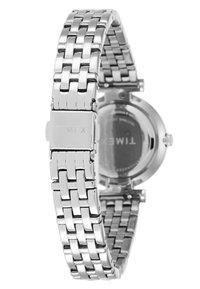 Timex - WOMENS DRESS CASE DIAL SWAROVSKI ACCENT - Watch - silver-coloured - 2