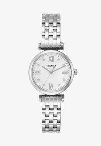 Timex - WOMENS DRESS CASE DIAL SWAROVSKI ACCENT - Watch - silver-coloured - 1