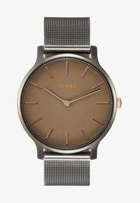 Timex - WOMENS TRANSCEND TONE CASE DIAL - Watch - gunmetal - 1